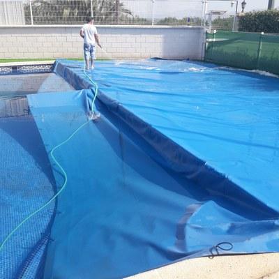 Puesta en marcha de piscina