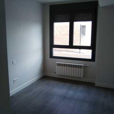 Habitación terminada de limpiar