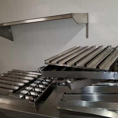 Limpieza cocina industrial
