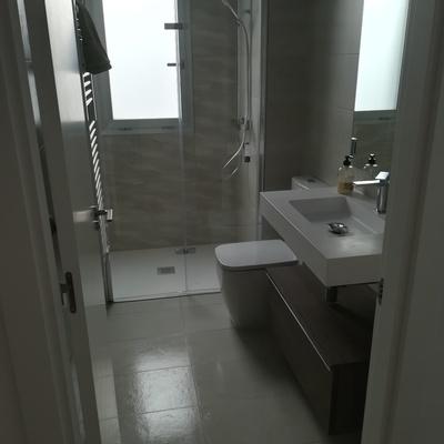 Limpiezas de baños a