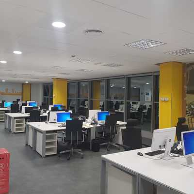 Ejecución de oficinas