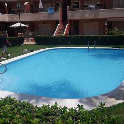 Mantenimiento de piscina y jardin