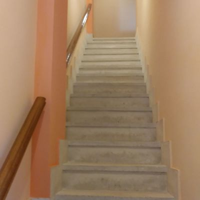 Alisado escalera