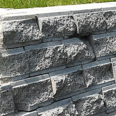 Muro de contención si hormigonado