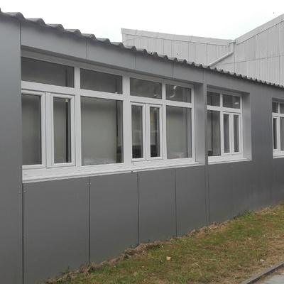 Renovación ventanas oficina