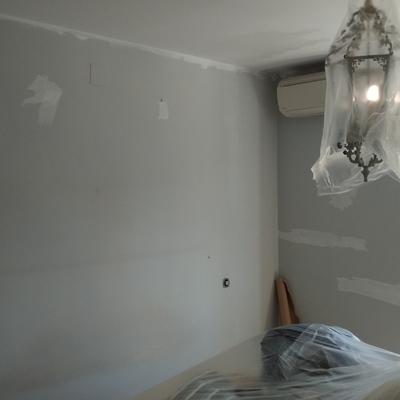 Preparacion habitación