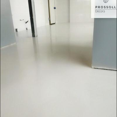 Pavimento de resina epoxi