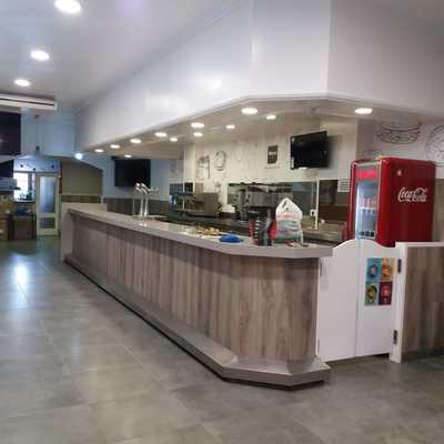 REFORMA DE CAFETERÍA EN AVDA. FLORIDA DE VIGO.VIGO.
