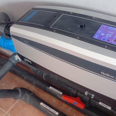 Calentador ELECRO de 3 kW.