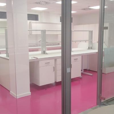 Laboratorio quimico