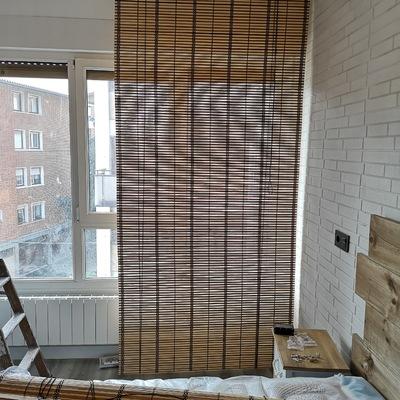 Instalación cortinas