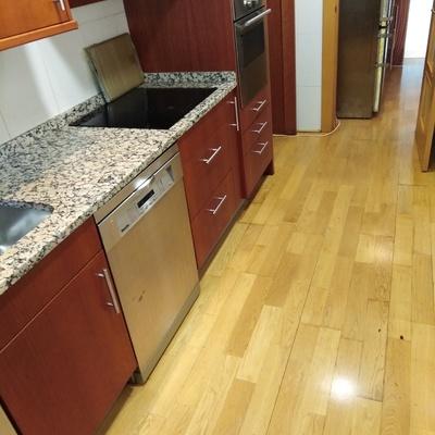 Limpieza exahustiva de la cocina