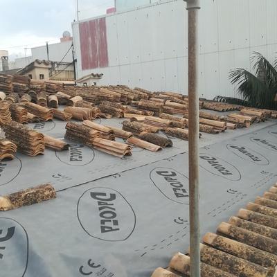 Autoconsumo preparación de tejado