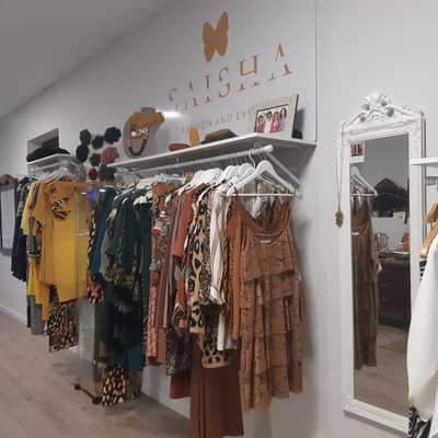 Exposición ropa