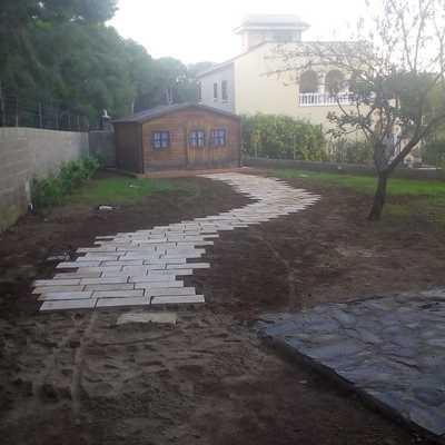 Construcció de jardins
