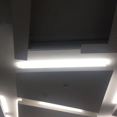 Retroiluminacion de techos