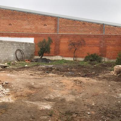 Demolición Patio en casa rustica