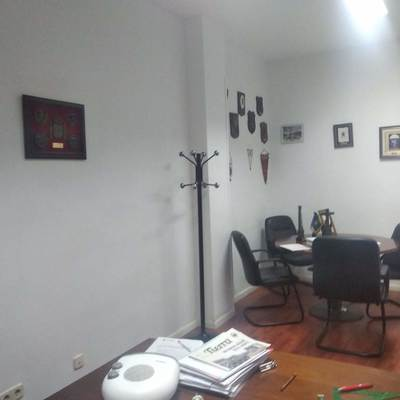 pintura de oficina