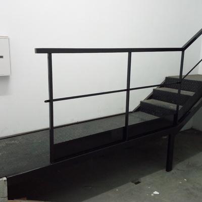 Modificación escalera existente