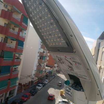 Alumbrado público para el Ayuntamiento de Vélez Malaga