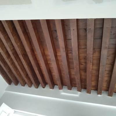 Rehabilitación techo madera