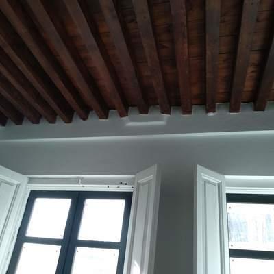 Rehabilitación techo madera 2