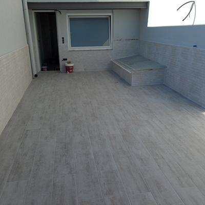 Reformas terraza después !!!!