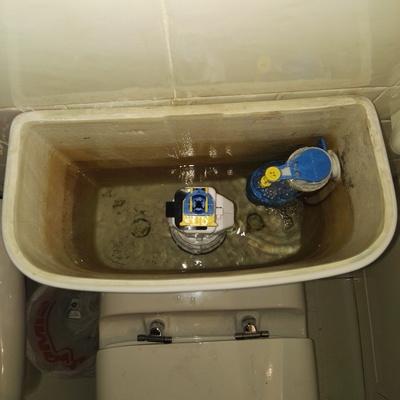 Sustitución de mecanismos de cisterna