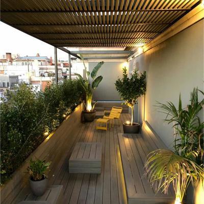 Reforma integral de terraza