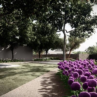 Diseño Jardin España II