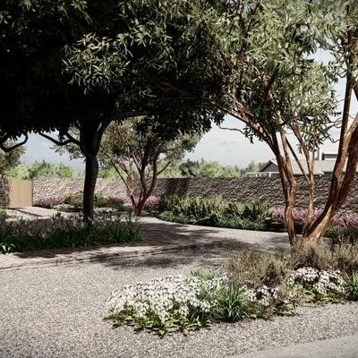 Diseño Jardin España I