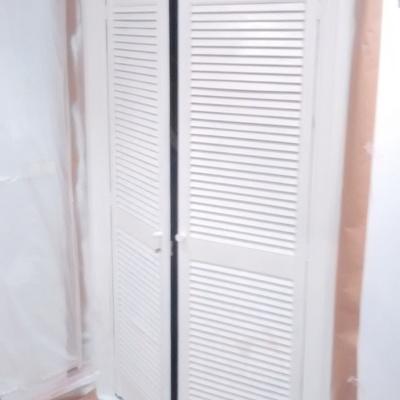 Esmaltado de armario