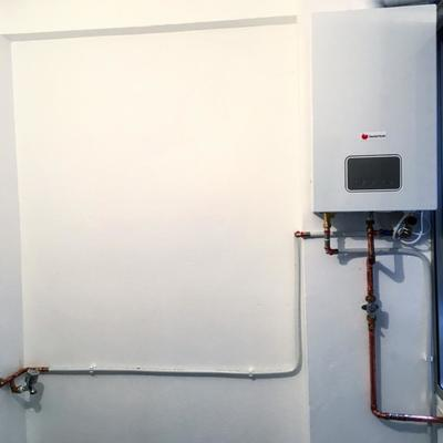 Calentador sanier duval Opalia therm 12 l