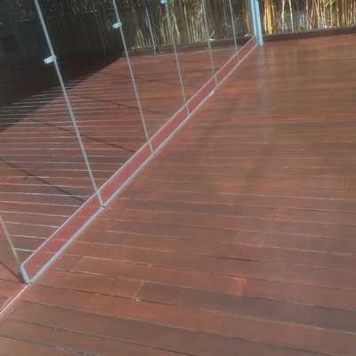 terminado suelo terrazo jardin