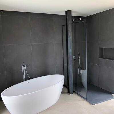 Baño moderno y de diseño