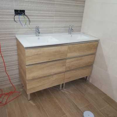 Finalización baño