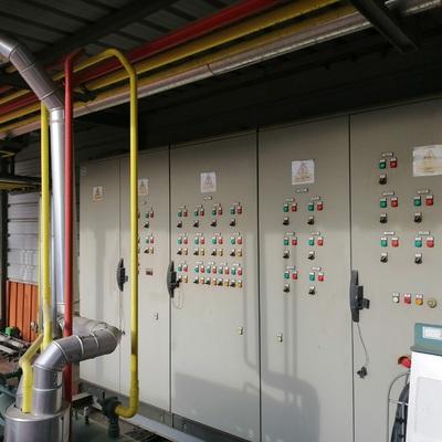 Control instalacione frigorica