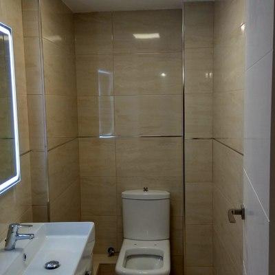 Reforma baño servicio