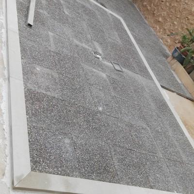 Embaldosado terraza