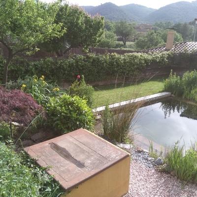 Mantenimiento jardin Celrà