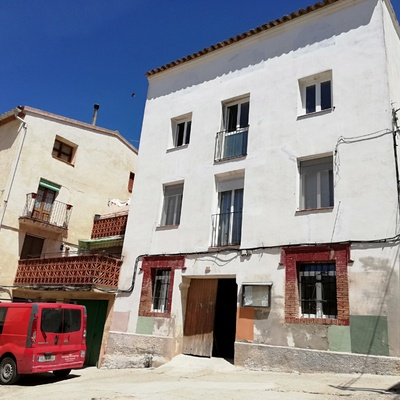Rehabilitació façana