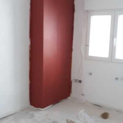 Paño de cocina pintado