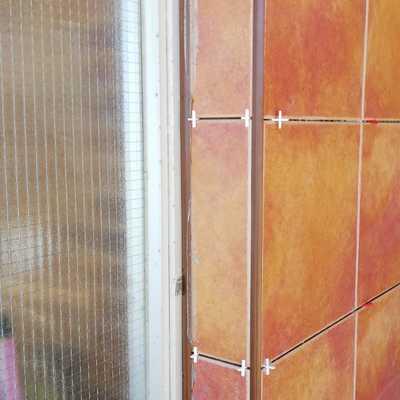 Cambio de azulejos en terraza