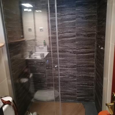 Renovación ducha