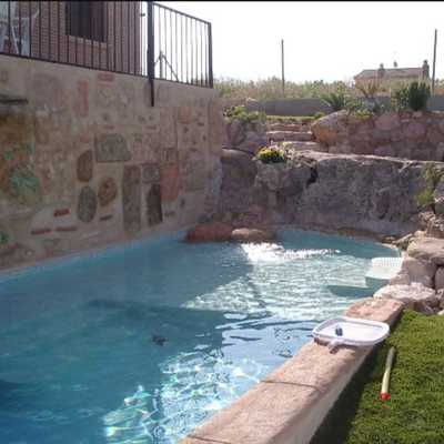 Realizacion piscina zona portal nous
