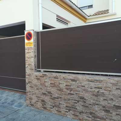 Puertas exteriores para vivienda