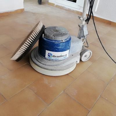Tratamiento suelo cerámico