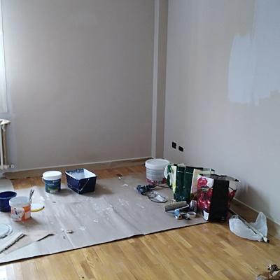 Renovar pintura vivienda