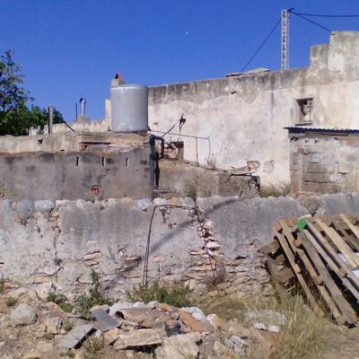 Restauración de una casa