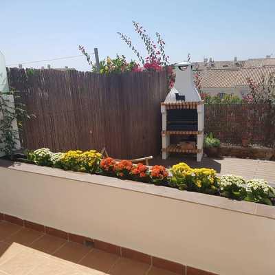 Arreglo de jardinera    benalmadena  12/3/2019